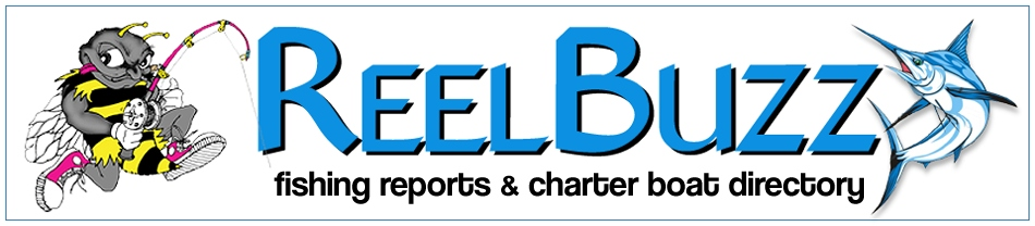ReelBuzz sportfishing reports and charter boat directory